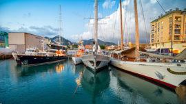 Cantieri Sestri Barche a Vela America