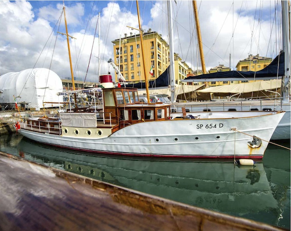 SEAHOME 1919 - Restauro Barche a Vela d'epoca