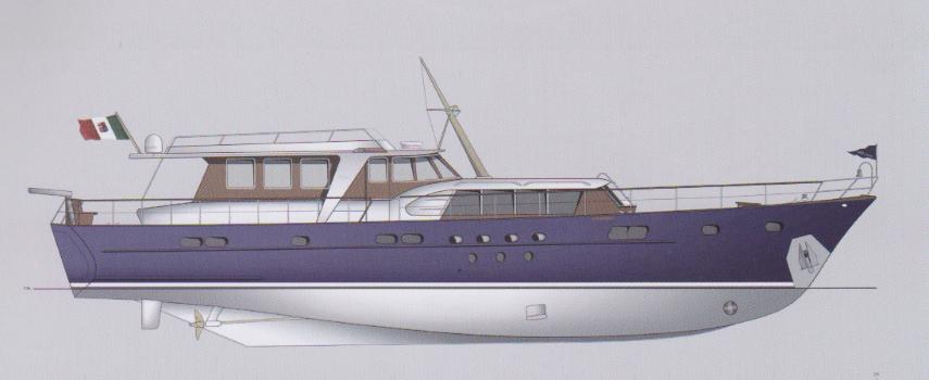 C5 Riva Caravel - Design By Matteo Picchio