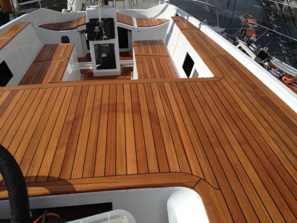 Boat Interior Restoration Cantieri Navali Di Sestri Refitting Yachts E Barca A Vela