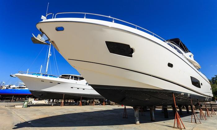 Rimessaggio Yachts