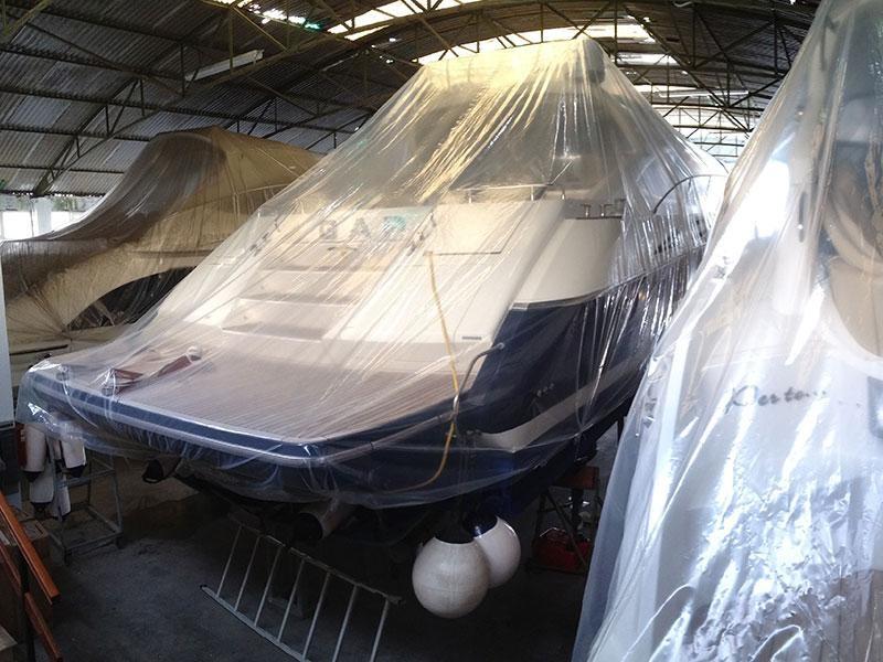 Rimessaggio Nautico Yachts